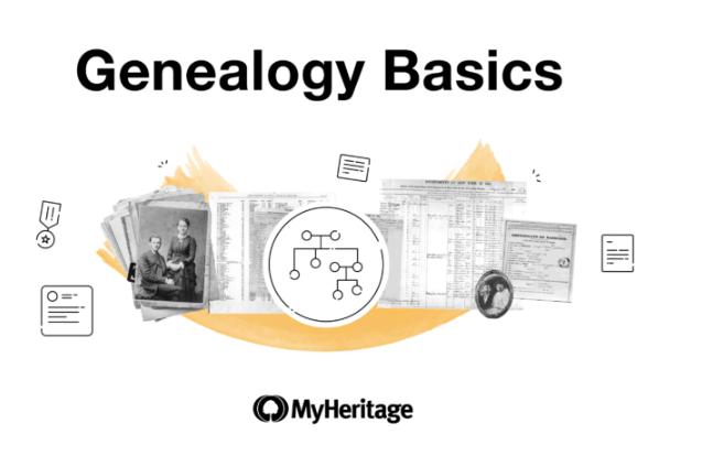 Genealogie Basics – Hoofdstuk 2: zes bouwstenen voor een stamboom